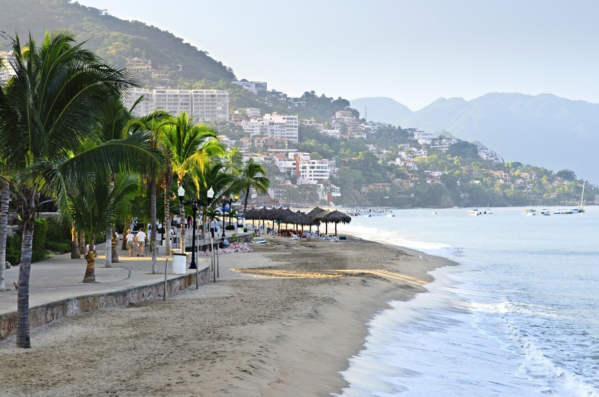 Beaches of Puerto Vallarta reviewed by Krystal International Vacation Club