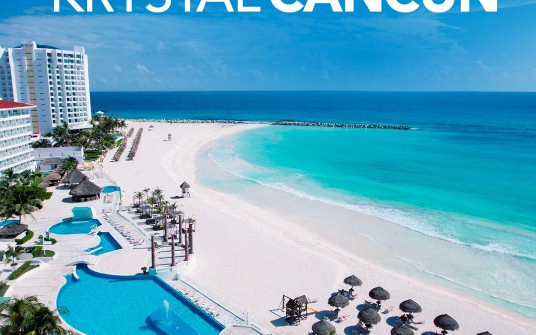Krystal International Vacation hotel in Cancun